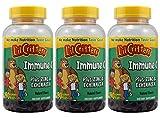 #10: Lil Critters Immune C Plus Zinc and Echinacea Gummy Bears