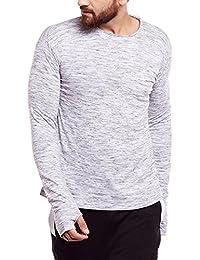 FUGAZEE Men's Thumbhole T-Shirt
