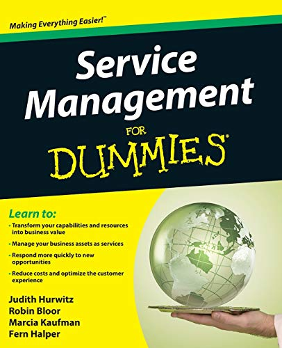 Service Management For Dummies (For Dummies Series)