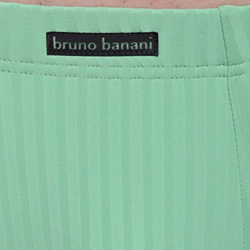 bruno banani Herren Retroshorts Hipshort Antistress Grün (Hellgrün 271)
