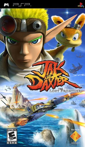 Jak and Daxter: The Lost Frontier (Psp-spiele Nur)