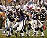The Poster Corp Adam Vinatieri Game Winning Field Goal Celebration Super Bowl XXXVIII Photo Print (20,32 x 25,40 cm)