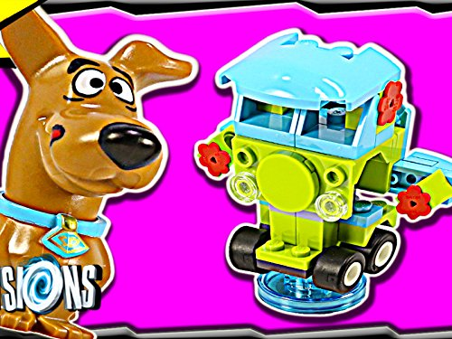 Clip: Scooby-Doo Team Pack 3-in-1