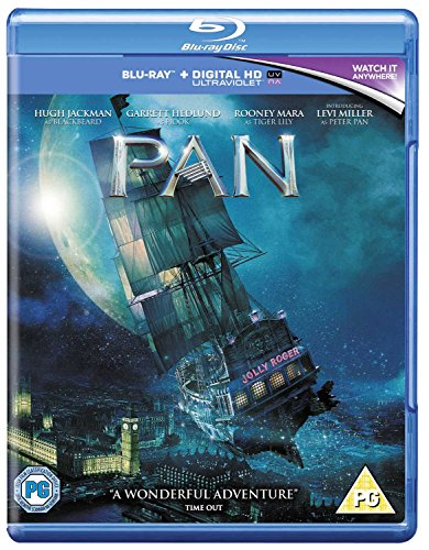 Picture of Pan [Blu-ray] [2015] [Region Free]