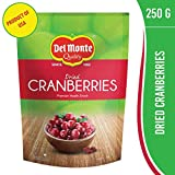 Best Dried Cranberries - Del Monte Dry Fruits (Cranberries, 250) Review