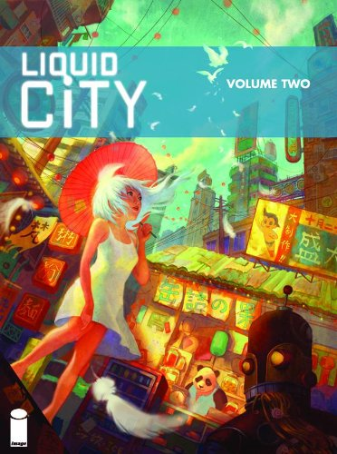 Liquid City Volume 2 por Sonny Liew