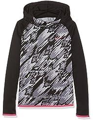 Nike G NK Thrma PO-AT AOP2 Hoodie Sweat-shirt-Fille