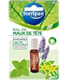 Steripan Aroma Roll-On Maux de Tête 5 ml