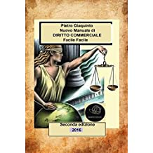 Nuovo Manuale di DIRITTO COMMERCIALE Facile Facile - Seconda Edizione