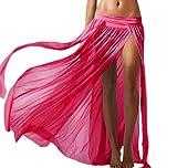 Inception Pro Infinite Gonna Pareo - Copri Costume - Adatto a Adulti Donna & Ragazza - Lungo - Colore Verde Acqua