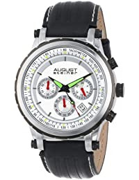 August Steiner AS8085SS - Reloj para hombres