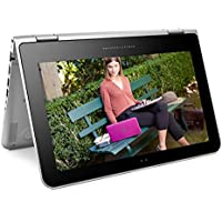 HP 11-k107TU 11.6-inch Touchscreen Laptop (Pentium N3700/4GB/500GB/Windows 10/Intel HD Graphics), Silver