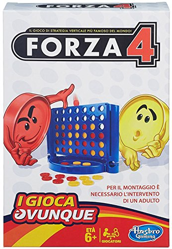 Hasbro Gaming - Forza 4 Travel (Gioco in Scatola), B1000103