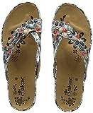 Rieker Women's V9591 Flip Flops