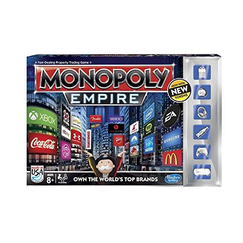 Hasbro Imperio del monopolio Juego