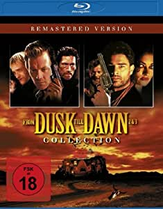 From Dusk Till Dawn 2 & 3 Collection - Remastered Version [Blu-ray]