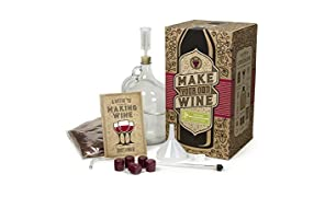 Craft a Brew Cabernet Sauvignon Weinherstellungs-Set For Beginners farblos