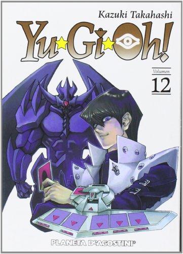 Yu-Gi-Oh! nº 12 por Kazuki Takahashi