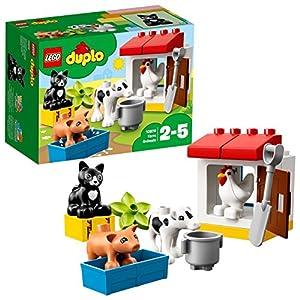 LEGO Duplo - Animali della Fattoria, 10870 LEGO DUPLO LEGO