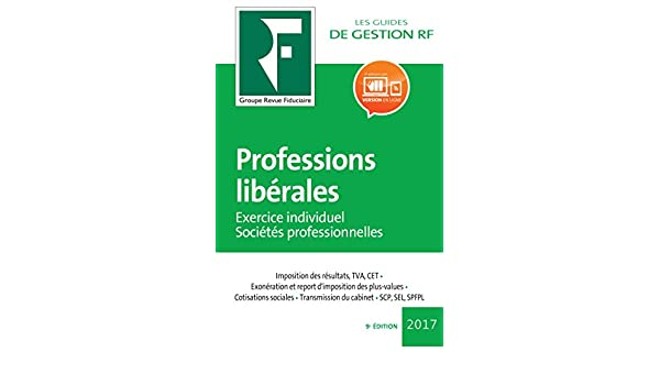 Amazon Fr Professions Liberales 2017 Exercice Individuel