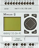 Eaton 274104 Steuerrelais, 100-240VAC, 8DI, 4DO-Relais, Display, Uhr