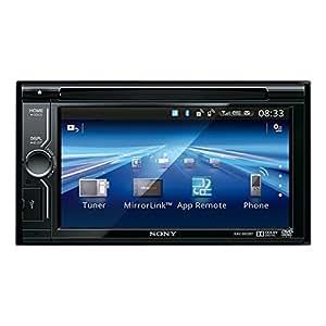 Sony XAV-602BT Highend 2DIN Moniceiver (USB, Bluetooth, App-Remote 2.0, MirrorLink)