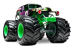 Revell SnapTite Grave Digger Monster Truck Plastic Model Kit, Scale 1/25 by Revell TOY (English Manual)