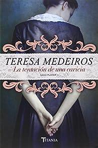 La tentación de una caricia par Teresa Medeiros