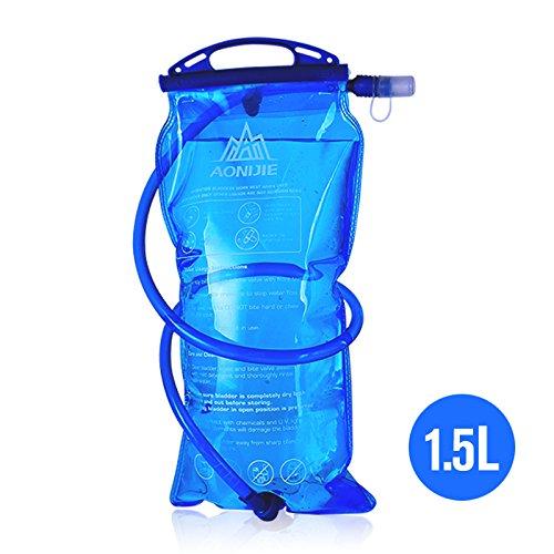 Imagen de aonijie bolsa de agua 1,5l water bag