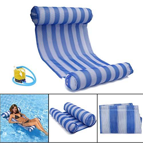 Letto galleggiante,tenda a letto galleggiante,che galleggia sulle acque,estate di nuoto 130*66 cm — outerdo