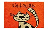 Astra Fußmatte Coco Fun Katze 40x60 cm