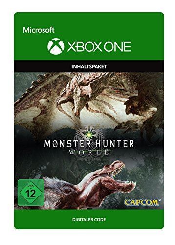 Monster Hunter: World - Deluxe Edition   Xbox One - Download Code (Online Code Xbox One)