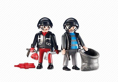 Playmobil 6393. 2 ladrones