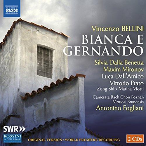 Bellini: Bianca E Gernando (Rossini in Wildbad) (Bianca E Bellini Gernando)