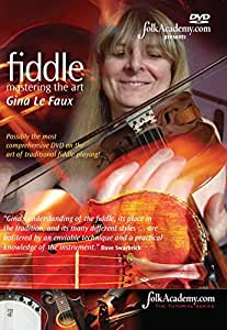 Traditional Fiddle, Mastering The Art [DVD] [2009] [Region 0]
