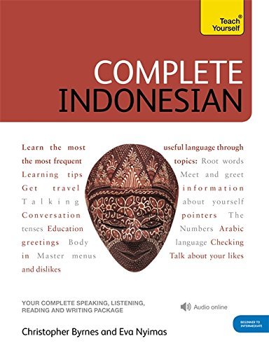 Teach Yourself Complete Indonesian (Bahasa Indonesia): (Book and audio support)