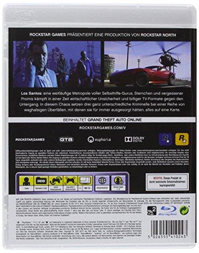 Grand Theft Auto V – [PlayStation 3] - 2