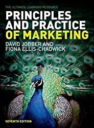Principles and Practice of Marketing by Jobber, David, Ellis-Chadwick, Fiona 7th (seventh) Edition (2012)