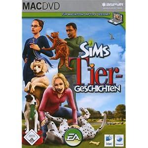 Die Sims: Tiergeschichten – [Mac]