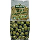 Menguy's olives à la farce d'anchois 150 g - Prix Unitare - Livraison Gratuit Sous 3 Jours