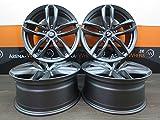 4 Alufelgen Ultra Wheels UA6-PRO 18 Zoll passend für Mercedes A 176 B 246 C 205 20CLA AMG E 212 GLA Vito 638 NEU