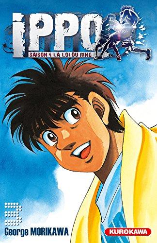 Ippo - Saison 4 - La loi du ring Vol.3 par MORIKAWA George