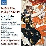 Nikolai Rimski-Korsakov : Capriccio espagnol