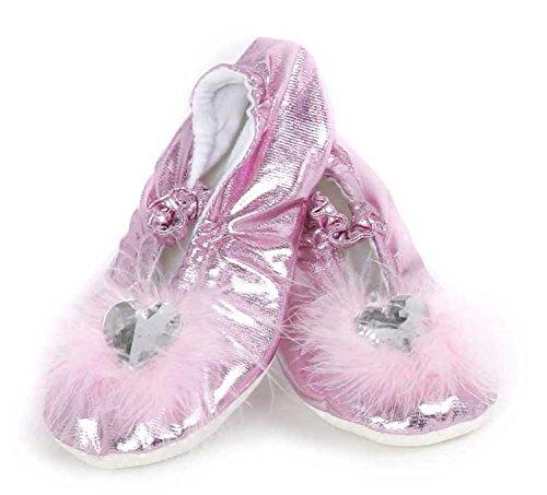 Great Pretenders Pink Princess Hausschuhe - Superschurken-kostüme