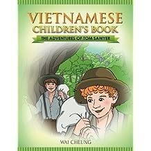 Vietnamese Children's Book: The Adventures of Tom Sawyer