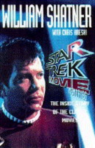 Star Trek Movie Memories by William Shatner (1994-11-28) par William Shatner;Chris Kreski