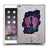 Head Case Designs Zwillinge Sternbild Der Sternzeichen Soft Gel Hülle für iPad Air 2 (2014)