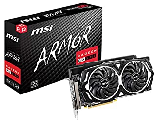 MSI RX 590 Armor 8G OC (B07PHY5K6L) | Amazon price tracker / tracking, Amazon price history charts, Amazon price watches, Amazon price drop alerts