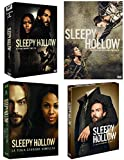 Locandina SLEEPY HOLLOW - STAGIONI DA 1 A 4 (18 DVD) COFANETTI SINGOLI, ITALIANI