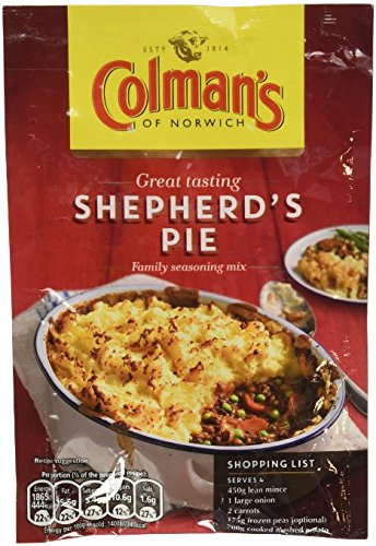 Colmans Shepherds Pie Sauce Mix (50g) - Packung mit 6